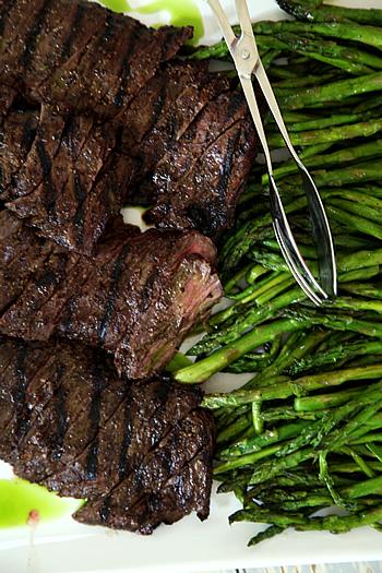 Steak Over